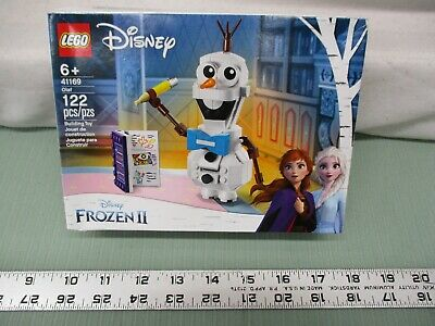 Lego Disney 41169 Frozen 2 122 pcs Olaf Building Set Charades Game Snowman Parts