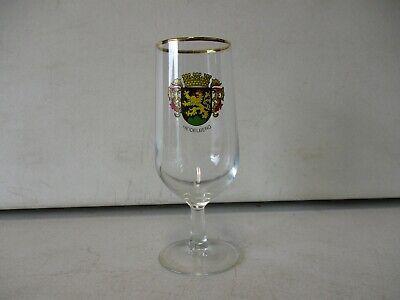 Heidelberg Beer Glass