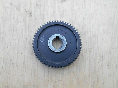Atlas Craftsman 618 101 Lathe 54t Change Gear