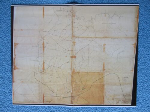 # Civil War Map - General James McPherson