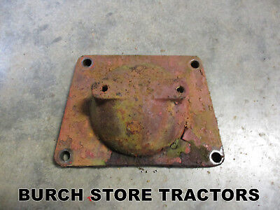 Official Ih Farmall Belt Pulley Plate 140 130 Super A 100 A C Super C B Bn