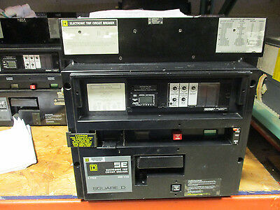Square D Sehd36600lses5d8 600a Circuit Breaker- W Test Report