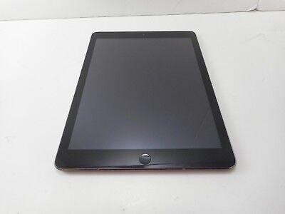 "Apple iPad Air 1 16GB A1474 9.7"" Space Gray MD785LL/A iOS 11.0 Amazing Deal"