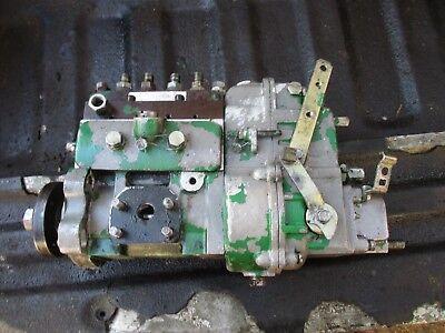 1985 John Deere Farm 2550 Tractor Diesel Fuel Injector Pump Free Shipping