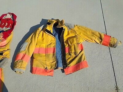 Turnout Bunker Gear Fire Coat