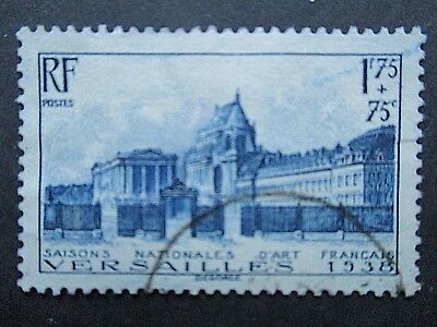 France 1938 French National Music Festivals. SG 608. Used.