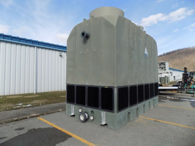 Delta Cooling Tower-New w/Warranty-Cosmetic Defect-250 to 2000Tons-Customizable