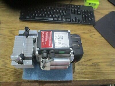Pfeiffer Vacuum Model Mvp 015-2 Diaphragm Pump. Mod. Nr Pk T05 100