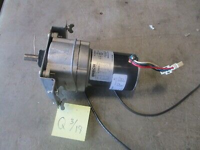 Used Ice Auger Motor For Cornelius Soda Machine Ed150-bch Ed300 Free Shipping C