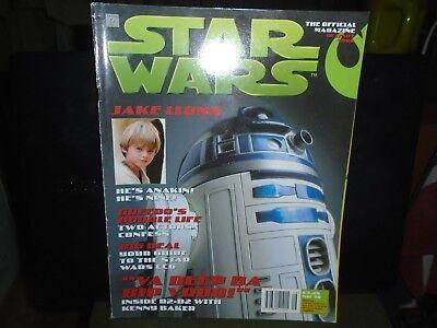 star wars magazine no 16, OCT/NOV 1998
