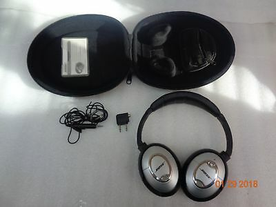 Noise Free Headphones - Bose QC15 Acoustic Noise Cancelling Headphones, Warranty!  Free Shipping!! QC-15