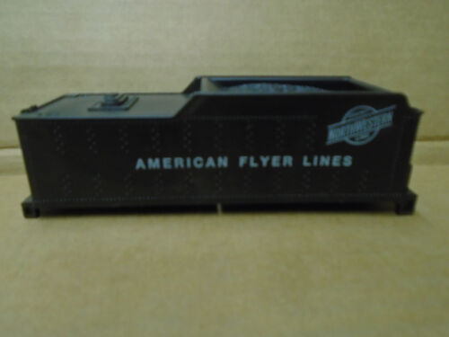 AMERICAN FLYER S GAUGE CHICAGO NORTHWESTERN TENDER SHELL FOR LOCOS #288,289,2108