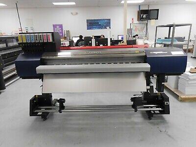 Roland Soljet Ej-640 High Volume Wide-format Printer - Bannerdecalvinylpaper