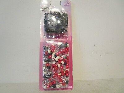 Goody Mosiac Girls Elastics & Beads Set 600 pcs.](Goody Beads)