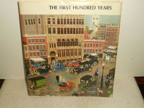 Rhode Island Hospital Trust Company The First Hundred Years 1867-1967 Simister