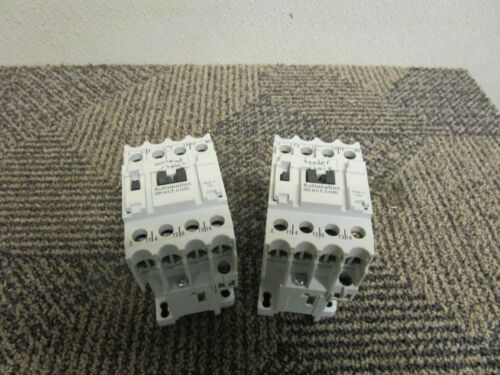 LOT OF 2 AUTOMATION DIRECT CONTACTOR GH15BN 30A AMP 600Vac 110-120V COIL