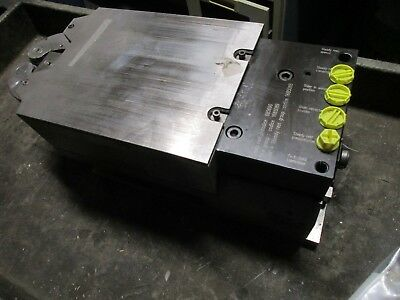 Used Rohm Hydraulic Lathe Machine Cnc Steady Rest Slz-0890