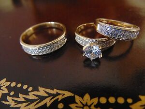 Wedding Rings for Him and Her eBay