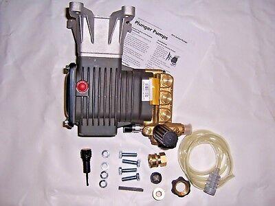 Rsv4g40 Ar Annovi Revereri Pressure Washer Pump 4000psi 4gpm 1 Horizontal Shaft