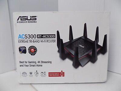ASUS ROG AC5300 WiFi Tri-band Gigabit Wireless Router RT-AC5300