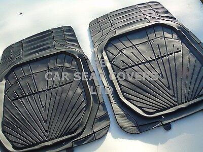 GD,WRX 2000-2007 Klassik ANTHRAZIT Fußmatten Subaru Impreza II