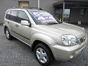nissanx-trail st series sts extreme 5 speed manual wagon 136000kl Klemzig Port Adelaide Area Preview