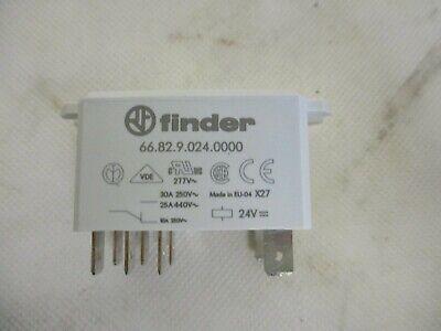 New Finder 66.82.9.024.0000 Relay 24v