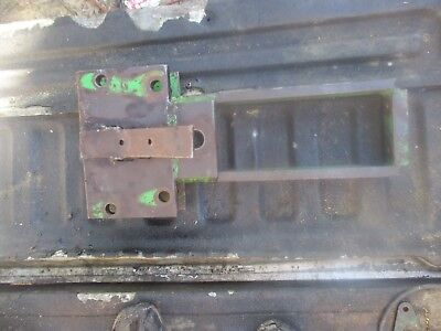 John Deere 7520 Tractor 4x4 Drawbar Anchor Support Bracket Free Shipping