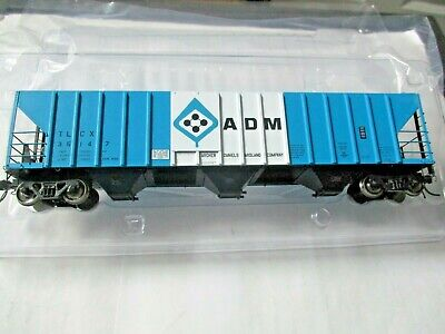 Intermountain # 472216 ADM 4785' PS-2 CD 3-Bay Covered  Hopper HO Scale Hopper Ps2 3 Bay