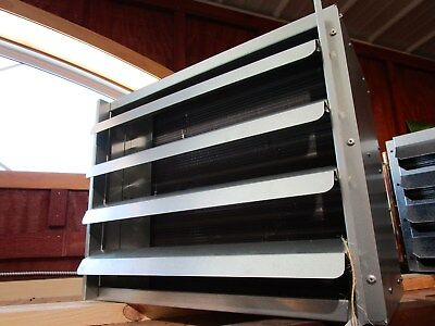 Central Boiler 100k Btu Fan Coil Unit Pn 2900545 Heat Exchangers Hvac Parts