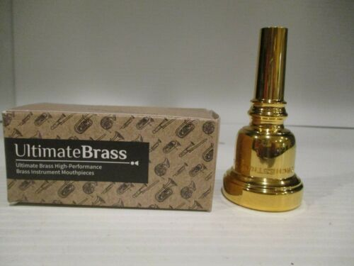 Ultimate Brass Curran Orchestral Bass Trombone Mouthpiece