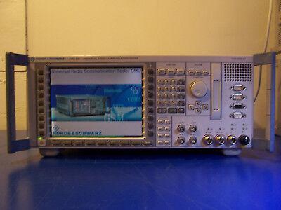 10498 Rohde Schwarz Rs Cmu200 Universal Radio Communication Tester