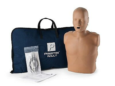 Prestan Adult Training Manikin Dark Skin Cpraed Training Mannequin Pp-am-100-ds
