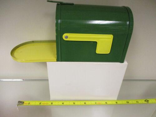 John Deere Mini Mailbox Bank by Ertl  !