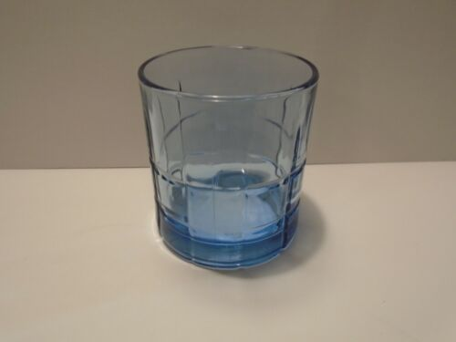 Anchor Hocking Light Blue Tumbler 10 Oz. Glass