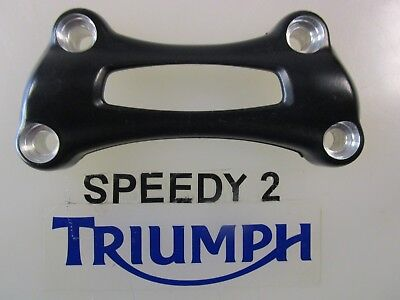 TRIUMPH STREET SCRAMBLER HANDLEBAR CLAMP 254 MM T2041236