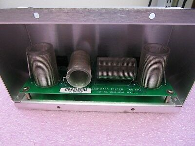 Thermo Finnigan Lcq Duo Low Pass Filter 760 Khz 97000-61380