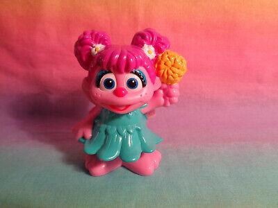 2014 Sesame Street Abby Cadabby Plastic Figure / Cake Topper for sale  Hialeah