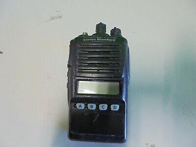 Vertex Standard Vx-354-ad0b-5 Vhf 16 Ch No Charger No Battery