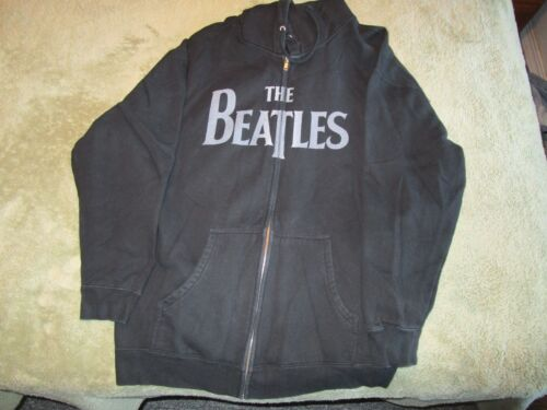 The Beatles Sgt. Peppers Lonley Hearts Club Band  Black Jacket Size XL F/S