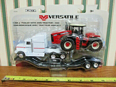 Versatile 500 4WD Hauling Set By Ertl 1/64th Scale >