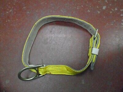 Miller Dalloz Duraflex Fall Protection Safety Belt 123n Small 29 - 36