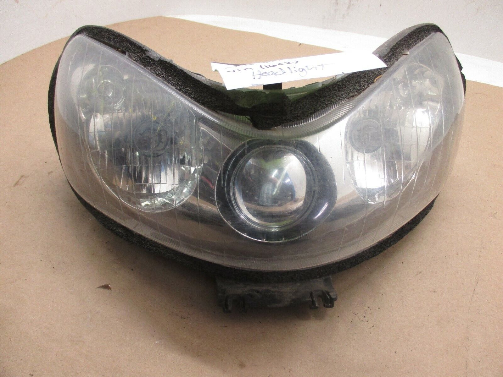 2009 Polaris 800 146 Assault RMK Dragon Headlight 2410397 (1602)