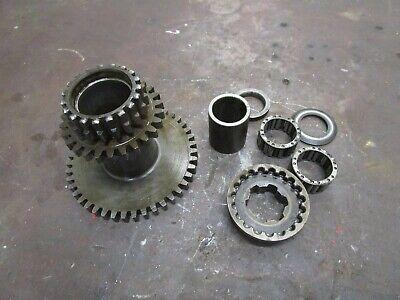 John Deere 40 420 430 1010 Used Cluster Gear Bearings M4205t Antique Tractor