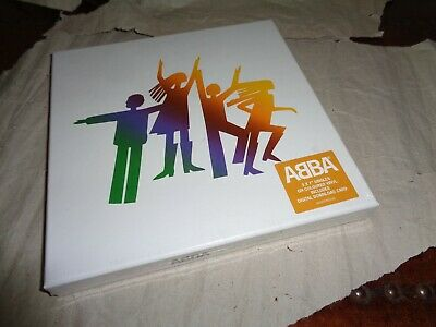 "ABBA 3 X 7"" SINGLES COLOURED VINYL NAME GAME TAKE A CHANCE EAGLE NEW SEALED RARE"