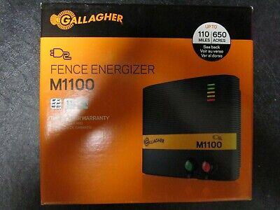 Gallagher Fence Energizer M1100