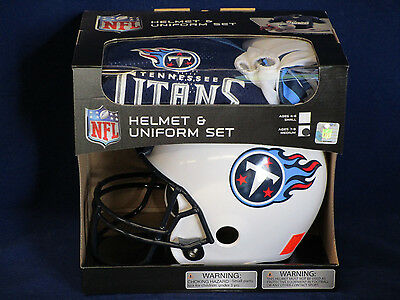 TENNESSEE TITANS Halloween Costume - KIDS Medium DELUXE YOUTH UNIFORM SET - Halloween Costumes Franklin Tennessee