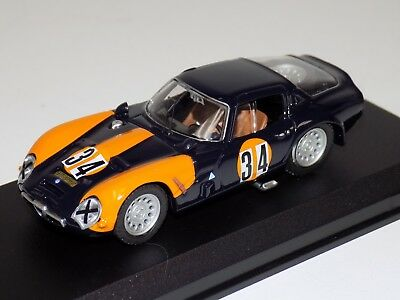 121/43 Best Model Alfa Romeo TZ2 Car #34 from 1973 Misano