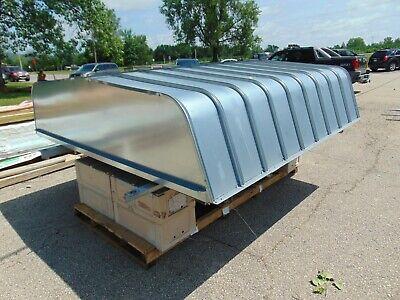 Large Greenheck Hooded Filtered Supply Fan 30000 Cfm Vent