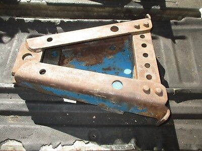 1965 Ford 5000 Diesel Farm Tractor Drawbar Cradle Support Bracket Free Ship